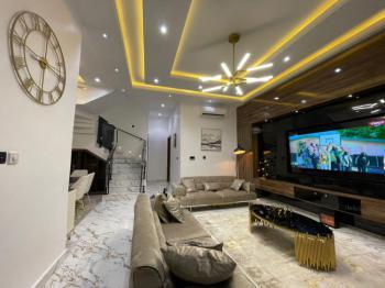 5 Bedroom Fully Detached Smart House, Osapa London, Osapa, Lekki, Lagos, Detached Duplex Short Let