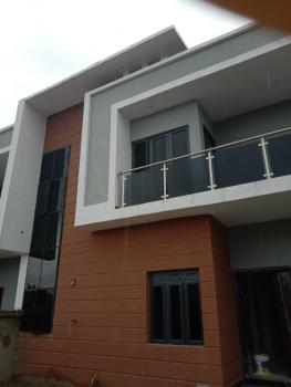 Four Bedroom Semi Detached Duplex, Cooperative Road, Badore, Ajah, Lagos, Semi-detached Duplex for Sale