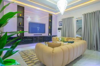 4 Bedroom Semi Detached Duplex, Chevron, Lekki, Lagos, Semi-detached Duplex Short Let