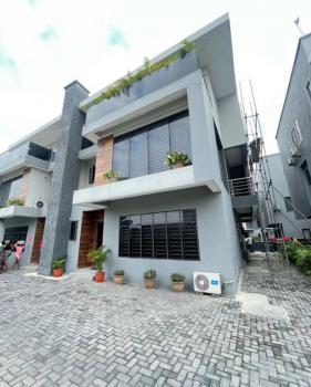 Lovely Furnished 5 Bedroom Semi Detached Duplex with a Room Bq, Oniru, Victoria Island (vi), Lagos, Semi-detached Duplex for Sale