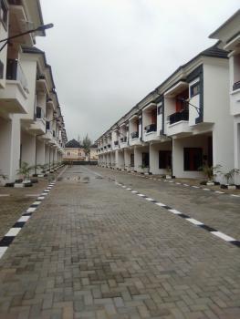 Newly Built 4 Bedroom Terrace Duplex with Bq, Estate, Ikota, Lekki, Lagos, Terraced Duplex for Sale