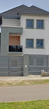 Newly Built 5 Bedroom Terrace Duplex with Bq, Its Own Gate, Coza Axis, Guzape District, Abuja, Terraced Duplex for Rent