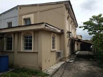 4 Bedroom Semi Detached Unit + 2 Room Bq, Lafiaji Way, Dolphin Estate, Ikoyi, Lagos, Semi-detached Duplex for Rent