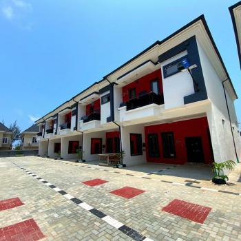 Well Finished 4 Bedroom Terrace Duplex, Ikota, Lekki, Lagos, Terraced Duplex for Sale