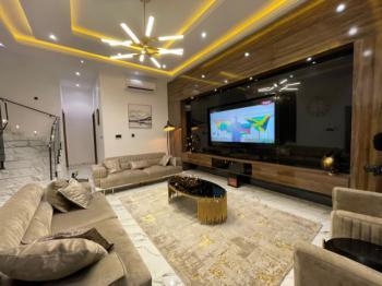 Cheap and Luxury 5 Bedroom, Osapa London, Osapa, Lekki, Lagos, Detached Duplex Short Let