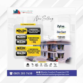 Zylus Court, Bogije, Ibeju Lekki, Lagos, Terraced Duplex for Sale