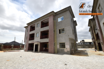 3 Bedroom Flat Available, First Unity Estate, Badore, Ajah, Lagos, Flat / Apartment for Rent