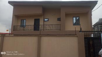 a Well Built Brand New 4nos 2-bedroom Flats, Aguda/oke-ira, Ogba, Ikeja, Lagos, Flat / Apartment for Rent