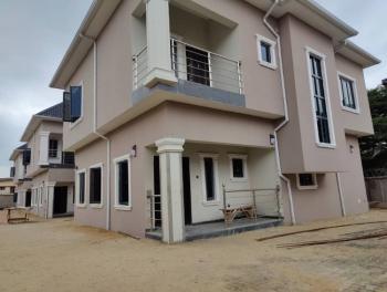 4 Bedroom Detached Duplex with a Room Bq, Magodo Phase 1, Isheri, Lagos, Detached Duplex for Sale