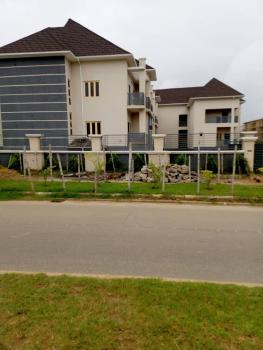 Brand New 4 Bedroom Terraced Duplex with 3 Sitting Rooms and a Bq, Guzape Hills, Asokoro District, Abuja, Terraced Duplex for Sale