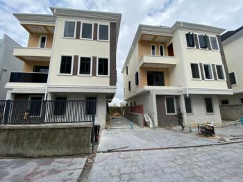 6 Units of Finished 5 Bedroom Fully Detached Duplex with a Bq, Ikate, Lekki, Lagos, Detached Duplex for Sale