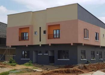 Luxury 4 Bedrooms Semi Detache Duplex Plus Bq, The Paradise Estate, Life Camp, Abuja, Semi-detached Duplex for Sale