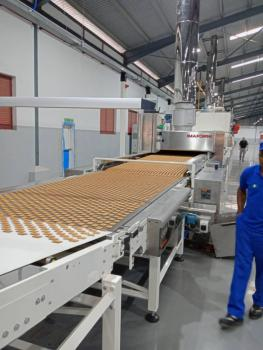 Largest Biscuit Factory in Nigeria, Agbara-igbesa, Lagos, Factory for Sale