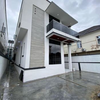 Contemporary 5 Bedrooms Fully Detached Duplex, Agungi, Lekki, Lagos, Detached Duplex for Sale
