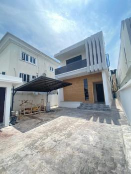 Exquisitely Finished 5 Bedroom Fully Deatched Duplex with 1 Bq, Osapa, Lekki, Lagos, Detached Duplex for Sale