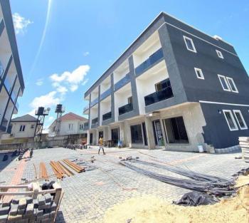 Brand New 4 Bedroom Terrace Duplex with Communal Pool and 1 Bq, Lekki Phase 1, Lekki, Lagos, Terraced Duplex for Rent