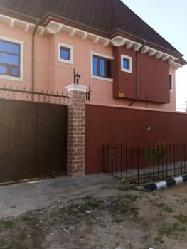 2 Bedroom Duplex with a Room Bq, Jakunde Estate Isolo, Oke Afa, Isolo, Lagos, Flat / Apartment for Rent