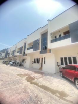 4 Bedroom Terrace House, Orchid Road, Lafiaji, Lekki, Lagos, Terraced Duplex for Sale