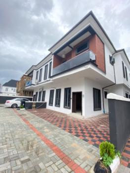 Exquisitely Finished 4 Bedroom Semi Detached Duplex with 1 Bq., Orchid Road, Lekki Phase 2, Lekki, Lagos, Semi-detached Duplex for Sale