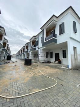Newly Built 4 Bedroom Terrace with Communal Pool and Relaxation  Spot, Orchid Road, Lekki Phase 2, Lekki, Lagos, Terraced Duplex for Sale