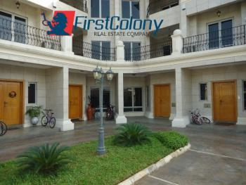 Grandiose 4 Bedroom Terraced Duplex with Generous Balconies, Banana Island Estate, Banana Island, Ikoyi, Lagos, Terraced Duplex for Rent
