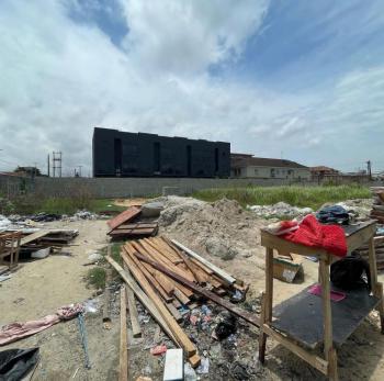 Land Measuring 1300m2, Hakeem Dickson, Lekki Phase 1, Lekki, Lagos, Mixed-use Land for Sale