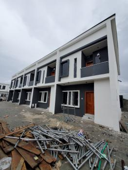 a Luxurious 5 Units of 3 Bedroom Terrace Duplex with 1 Bq, Lagos Business School, Ajah, Lagos, Terraced Duplex for Sale