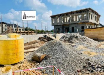 Get a Luxury Land in a Well Planned and Organized Estate, Super Dry., Amazing Dry and Off Ogombo Road, Lekki-scheme 2, Okun-ajah, Ajah, Lagos, Residential Land for Sale