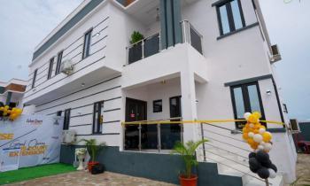 Tastefully Finished 3 Bedroom Semi Detached Duplex with Standard Bq, Bogije, Ibeju Lekki, Lagos, Semi-detached Duplex for Sale