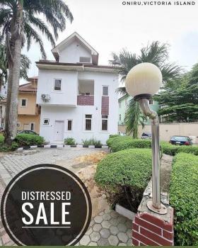 Lovely Furnished 5 Bedrooms Detached House on a Large Parcel of Land, Oniru Estate., Oniru, Victoria Island (vi), Lagos, Detached Duplex for Sale
