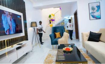 Tastefully Finished 3 Bedroom Terrace Duplex with Standard Bq, Inside Lekki Pennisula Scheme 2, Abraham Adesanya,, Ajah, Lagos, Terraced Duplex for Sale