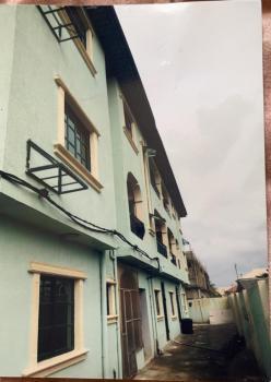 Block of Flats of 8 Units, Community Road, Okota, Isolo, Lagos, Block of Flats for Sale
