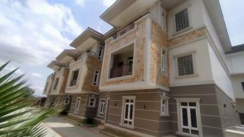 4 Units of 4 Bedroom Terraced Duplex with Attached Bq and Pool, Maitama District, Abuja, Terraced Duplex for Sale