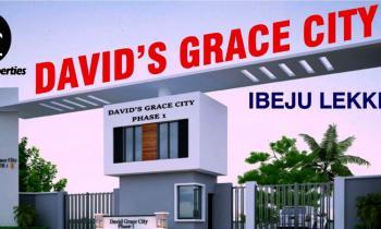 Land Very Close to The Beach Front, David Grace Estate, Chogon Properties Limited, Idado, Eleko, Ibeju Lekki, Lagos, Residential Land for Sale