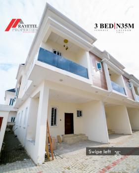 The Most Affordable Property, Chevron Toll, Lekki Phase 2, Lekki, Lagos, Terraced Duplex for Sale