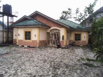 Detached 3 Bedroom Bungalow, Off Police Post, Eliozu, Port Harcourt, Rivers, Detached Bungalow for Rent