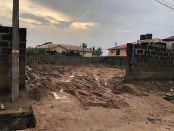 Landed Property Measuring 500sqm Title Cofo, Gra Scheme 1 Estate, New Oko-oba, Agege, Lagos, Residential Land for Sale