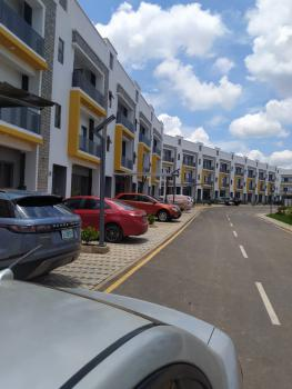 4 Bedroom Terrace Duplex with Bq, Wuye, Abuja, House for Rent