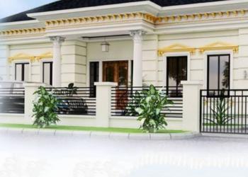 Luxury 3 Bedroom Detached Bungalow, Awoyaya, Oribanwa, Ibeju Lekki, Lagos, Detached Bungalow for Sale