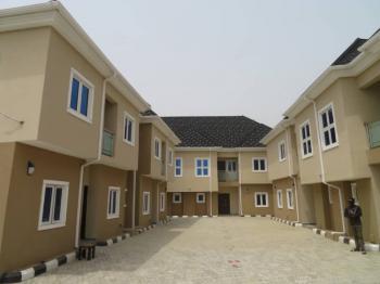 Well Built 4-bedroom Duplex, A21/ A23 New Road, Ilasan, Lekki, Lagos, Detached Duplex for Rent