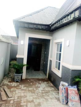 1 Bedroom Bungalow with a Small Guest Room and 2 Toilets, Asokoro Village, Asokoro District, Abuja, Semi-detached Bungalow for Sale