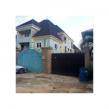 Modern 5 Units of 3 Bedroom Apartment., Greenfield Estate, Ago Palace, Isolo, Lagos, Block of Flats for Sale