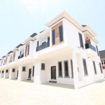 4 Bedroom Terrace Duplexes, Orchid Road, Lafiaji, Lekki, Lagos, Terraced Duplex for Sale