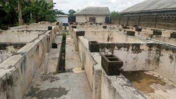 Functional Fish Farm Factory with Facilities, Mowe Ofada, Ogun, Factory for Sale