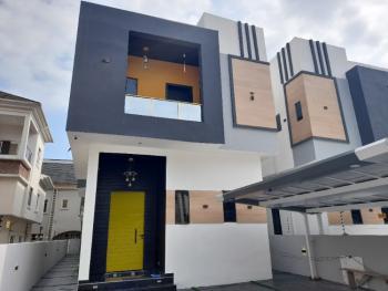 Captivating Modern Design 5 Bedroom Duplex in a Secure Estate, Osapa London, Osapa, Lekki, Lagos, Detached Duplex for Sale