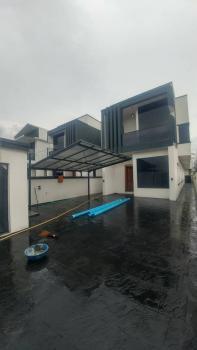 5 Bedroom Detached House with Bq, Agungi, Lekki, Lagos, Detached Duplex for Sale