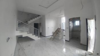 2 Units of 4 Bedroom Semi Detached Houses, Chevyview Estate, Cheveron, Lekki, Lagos, Semi-detached Duplex for Sale
