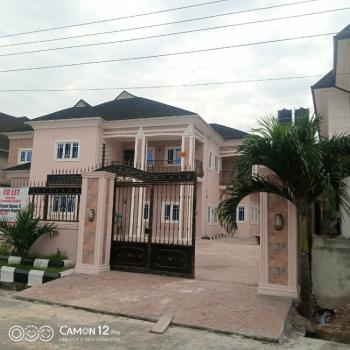 Brand New and Luxuriously Finished 5 Bedroom Detached Duplex, Shell Cooperative Estate, Eliozu, Port Harcourt, Rivers, Detached Duplex for Rent