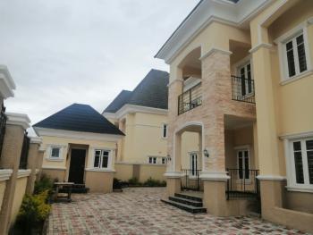 Brand New Tastefully Finished 5 Bedroom Detached Duplex, 3 Sitting, Efab Metropolis, Gwarinpa, Abuja, Detached Duplex for Sale
