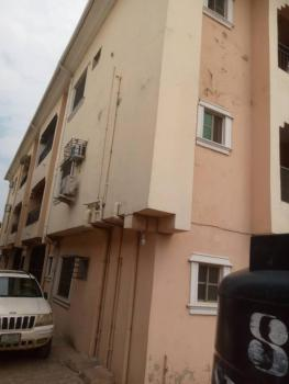 Lovely Finished Block of 6 Unit of 3 Bedroom Flat, Last Bus Stop, Ago Palace, Isolo, Lagos, Block of Flats for Sale